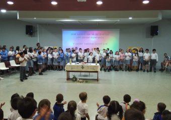 Eucariatía fin de curso